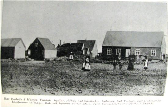 Háeyri í tíð Guðmundar Ísleifssonar