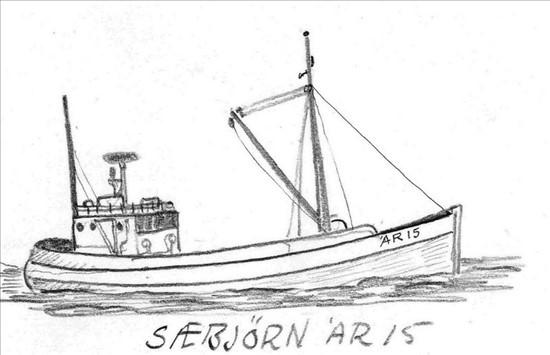 Sæbjörn ÁR 15