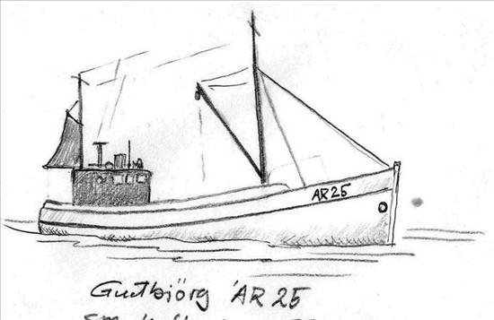 Guðbjörg ÁR 25