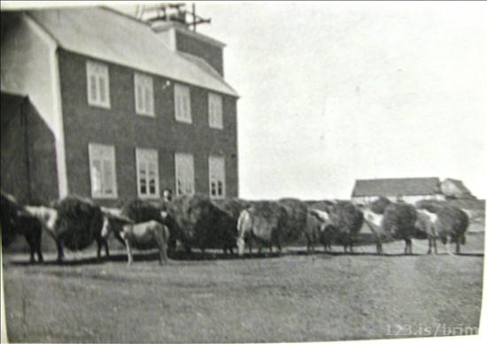 Eyrarbakkakirkja 1890
