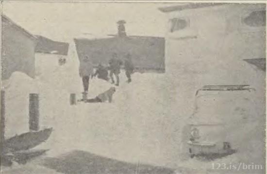 Ófærð 1966 [Morgunblaðið]