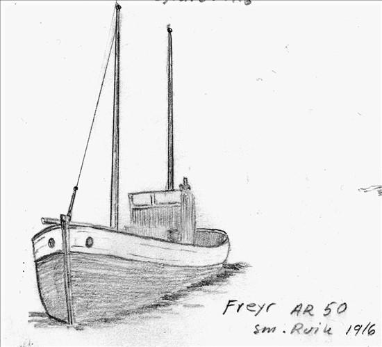 freyr ÁR 150