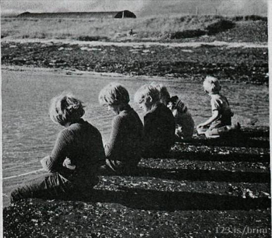 Brynjar- Hafsteinn-Sigurður-Atli-Finn.