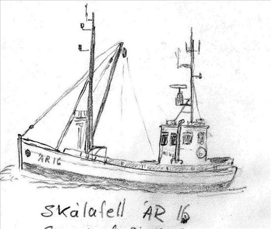Skálafell ÁR 16