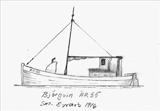Björgvin ÁR 55