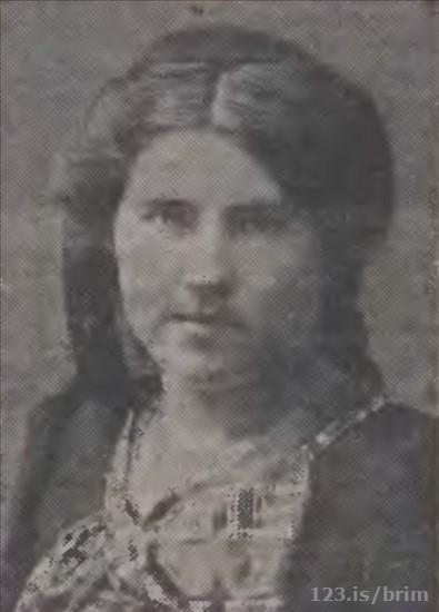 Pálína Pálsdóttir