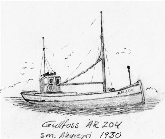 Gullfoss ÁR 204
