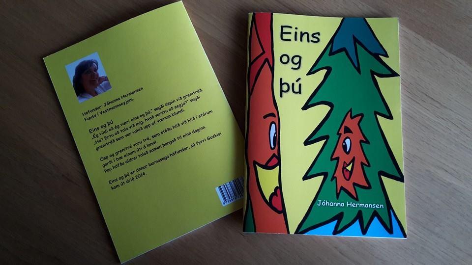 Eins og þú - Jóhanna Hermansen skrifar og myndskreytir
