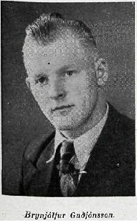 Brynjólfur Guðjónsson