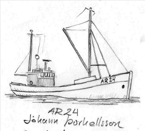 Hrugnir síðar Jóhann Þorkellsson