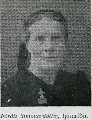 Þórdís Símonardóttir