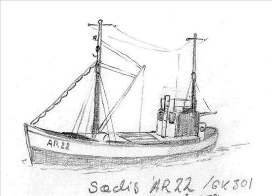 Sædís ÁR 22