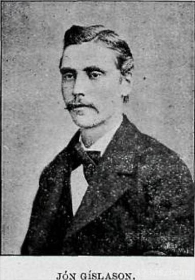 Jón Gíslason