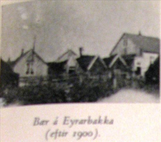 Þurrabúðir við Litluháeyri