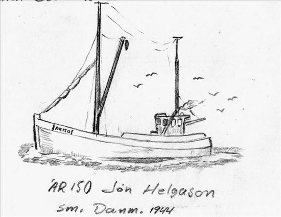 Jón Helgason ÁR 150