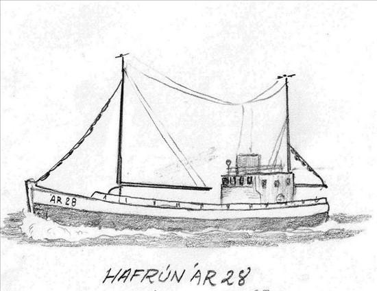 Hafrún