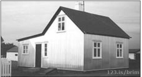Akbraut-Smellið á myndina til að sækja nýja mynd frá Eyrarbakki.is